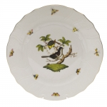 Rothschild Bird Dinner Plate, Motif #1
