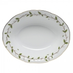 Rothschild Bird Oval Vegetable Dish