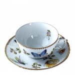 Spring in Budapest Cup And Saucer