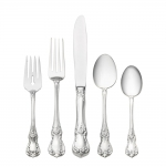 Old Master Sterling Five Piece Dinner Setting