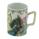 Tobacco Leaf Mug