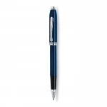 Townsend Rolling Ball Pen Quartz Blue Lacquer