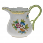Queen Victoria Green 4 Ounce Creamer