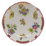 Queen Victoria Raspberry Salad Plate