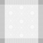 Appoline Greensweet White Round Tablecloth