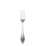 Grande Baroque Sterling Dinner  Fork