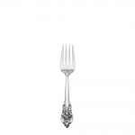Grande Baroque Sterling Salad Fork
