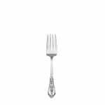Rose Point Sterling Salad Fork
