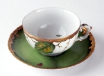 Ivy Garland Tea Cup and Saucer
