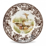 Woodland Wood Duck Salad Plate