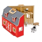 Fold and Go Barn