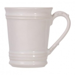 Acanthus Whitewash Mug