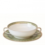 Arcades Green Cream Soup Cup