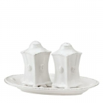 Berry & Thread Whitewash Salt & Pepper Set