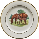 Bluegrass Salad Plate