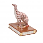 Left Greyhound Bookend