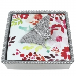 Butterfly Cocktail Napkin Box
