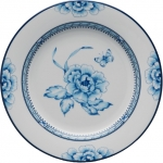 Canton Flower Dinner Plate
