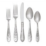Cast Iron Flatware Five Piece Set