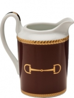 Cheval Chestnut Brown Creamer