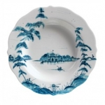 Country Estate Delft Blue Soup/Pasta Bowl