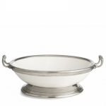 Tuscan Large Footed Bowl with Handles