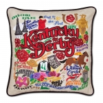 Kentucky Derby Pillow