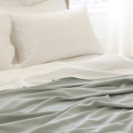 Dream Modal King SIlver Blanket