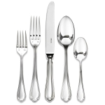 Sully Satainless Five Piece Place Setting