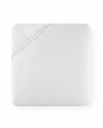 Giotto White King Fitted Sheet