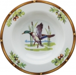 Game Birds Mallard Rim Soup