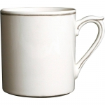 Filet Taupe Mug
