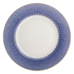 Blue Lace Bread and Butter Plate
