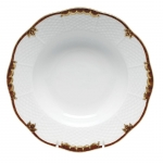 Princess Victoria Chocolate Rim Soup Plate
