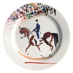 Dressage Horse Bottle Coasters