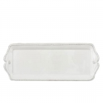 Berry & Thread Whitewash Rectangular Server