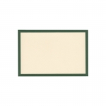 Hunter Green Correspondence Cards
