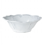 Incanto White Baroque Cereal Bowl