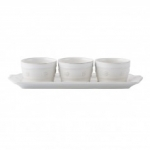 Berry & Thread Whitewash Four Piece Hostess Set