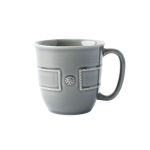 French Panel Stone Grey Cofftea Cup