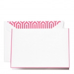 Watermelon Bordered Notecards