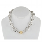 Gold Coast Rhodium Plated Necklace
