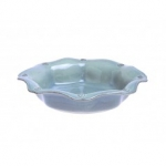 Berry & Thread Ice Blue Pasta/Soup Bowl