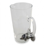 Lemon Glass Pitcher