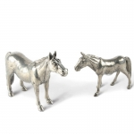 Mare/Colt Salt & Pepper Set