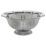 Berry Metal Footed Bowl