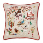 North Pole Pillow