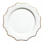 Simply Anna Antique Dessert Plate