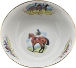 Post Parade Serving Bowl