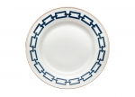 Catene Blue Buffet/Dinner Plate